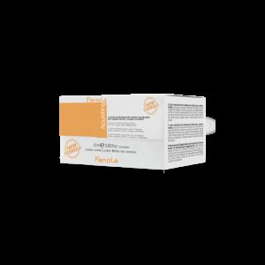 Средство для экспресс-восстановления с кератином и маслом семян льна,12 мл.х12 шт.